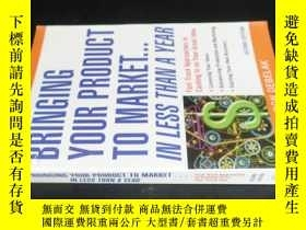 二手書博民逛書店BRINGING罕見YOUR PRODUCT TO MARKET