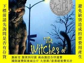 二手書博民逛書店紐伯瑞獎英語有聲罕見The Witches of Worm 5張