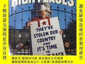二手書博民逛書店Thieves罕見in High Places: They ve