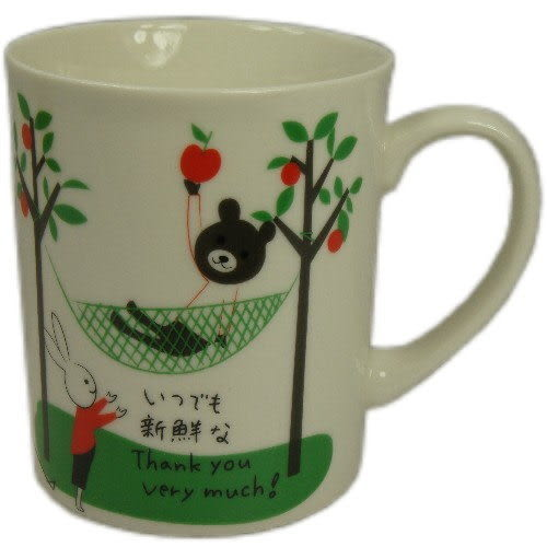 Shinzi Katoh heart warming collection 熊&兔(含運價)