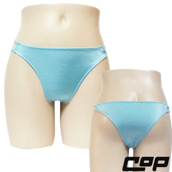 女內褲(COP)F644-水-F-丁字