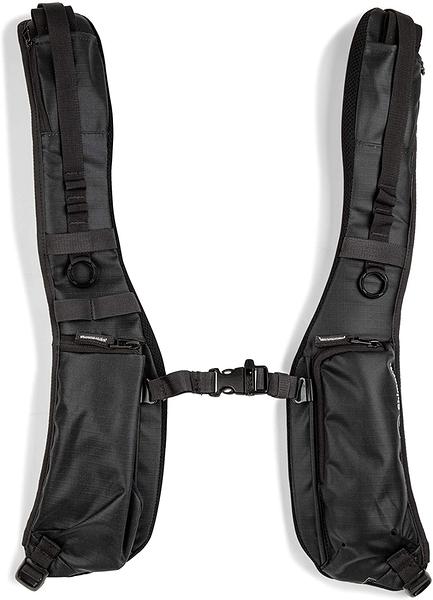 【520-236】Shimoda Shoulder Strap Plus - Black 肩背帶 黑色