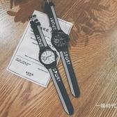 手錶韓國ulzzang原宿bf風韓版簡約休閒男女情侶手錶中學生青少年潮流【全館免運】