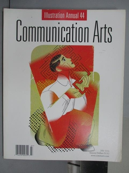 【書寶二手書T3/設計_QNO】Communication Arts_321期_illustration Annual
