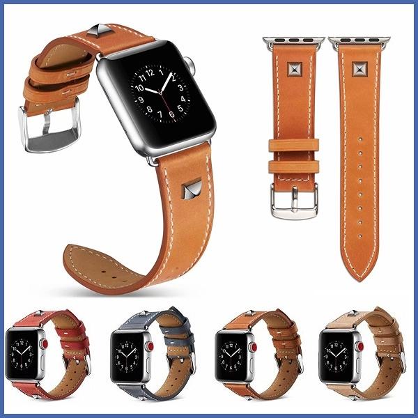 蘋果 iWatch4 iWatch3 iWatch2 iWatch1 單鉚釘錶帶 蘋果錶帶