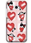 ♥ 俏魔女美人館 ♥  HTC Butterfly / X920D 蝴蝶 {貓郵差*水晶硬殼} 手機殼 手機套 保護殼 保護套