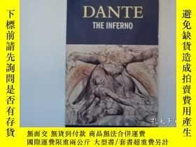 二手書博民逛書店Inferno罕見: the Divine Comedy of