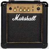 Marshall MG10G 經典金色10W電吉他音箱