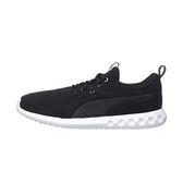 PUMA Carson 2 女款 黑 白 運動慢跑鞋 輕量 透氣 經典 運動鞋 休閒鞋 19003804