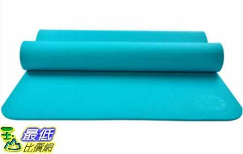 [大陸直寄] 奧義 無味 tpe 瑜伽墊 8MM 女 加厚 加寬 加長 防滑 初學者 運動健身墊 瑜珈毯子