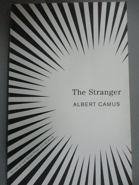 【書寶二手書T5/原文小說_KKH】The Stranger_CAMUS, ALBERT