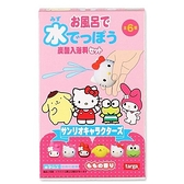 〔小禮堂〕Sanrio大集合 造型入浴球《6款隨機.粉.大臉》入浴劑.泡澡球 4582246-96679