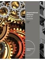二手書博民逛書店《Organizational Behavior: Tools
