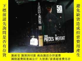 二手書博民逛書店From罕見Pieces to Weight: Once Upo