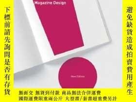 二手書博民逛書店The罕見Art Directors Handbook Of Professional Magazine Des