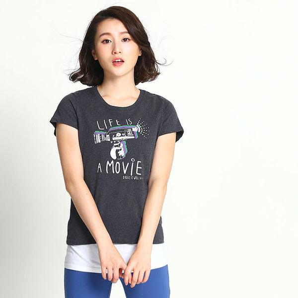 【101原創】台灣製.Direct T恤上衣(女)-6130046