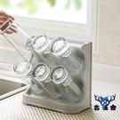杯架置物架壁掛杯子收納架家用塑料水杯瀝水架時尚【古怪舍】
