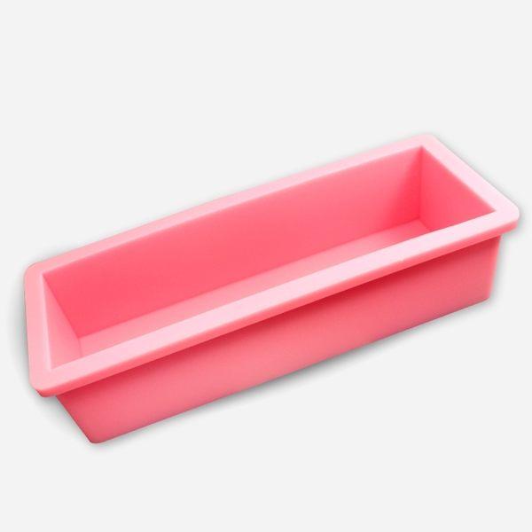 【香草工房】 1000CC粉紅矽膠土司模(不含木盒)