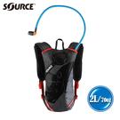 【以色列SOURCE】強化型水袋背包Durabag pro2 2052148502 (2L) / 城市綠洲 (登山健行、單車、跑步、補水)