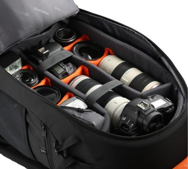 【24期0利率】Vanguard 精嘉 傳信者 51T The-Heralder 51T 雙肩+四輪滑動+拉桿攝影旅行包