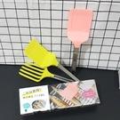 日本丸辰 粉紅色耐熱煎魚夾鏟(兩色隨機出貨)