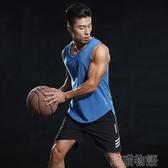健身背心男運動寬鬆跑步肌肉訓練服無袖 喵喵物語