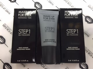 **Neoderma專賣**MAKE UP FOR EVER 5ML第一步奇肌對策 平滑肌