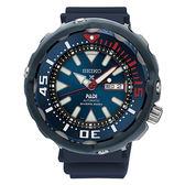 【僾瑪精品】SEIKO 精工 PROSPEX 鮪魚罐頭潛水機械矽膠限量腕錶-4R36-05V0B(SRPA83J1)