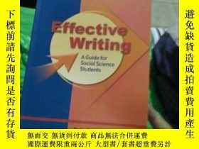 二手書博民逛書店Effective罕見Writing【看圖】Y185017 Ef