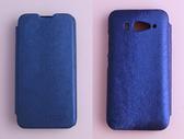 ROCK Xiaomi 小米MIUI 米柚 M2 側翻手機保護皮套 Big City 大都市系列 深藍色