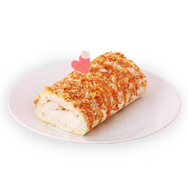 【Kiseki-Bakery】焦糖杏仁豆乳捲