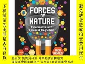 二手書博民逛書店Forces罕見of Nature: Experiments w