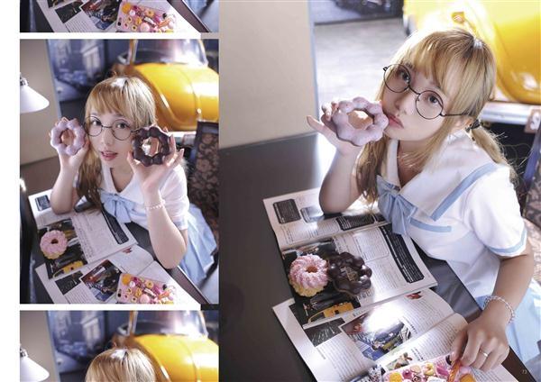 SEXY NUTS 性感誌 9月號/2018 第58期:香港性感女郎─Victoria Cather