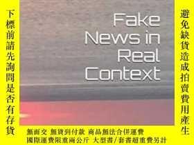 二手書博民逛書店Fake罕見News In Real ContextY364682 Paul Levinson Connect