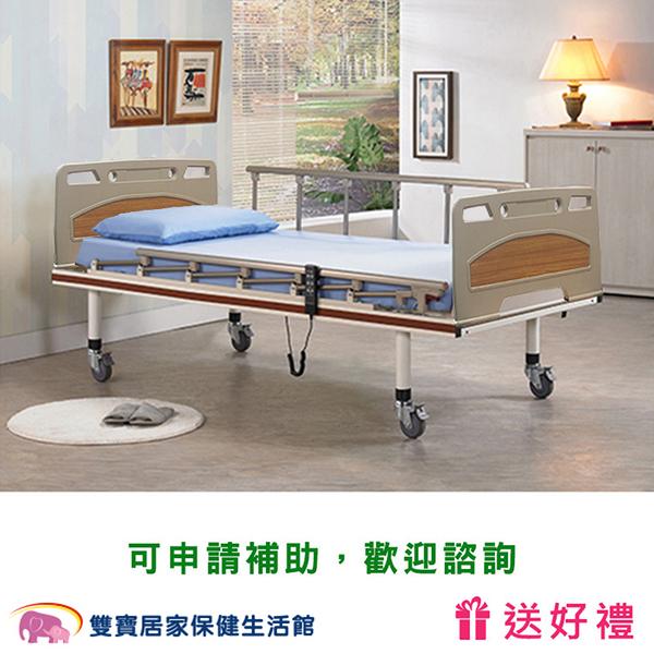 電動床 電動病床 贈好禮 立新 兩馬達電動護理床 B02-ABS 醫療床 復健床 居家用照顧床