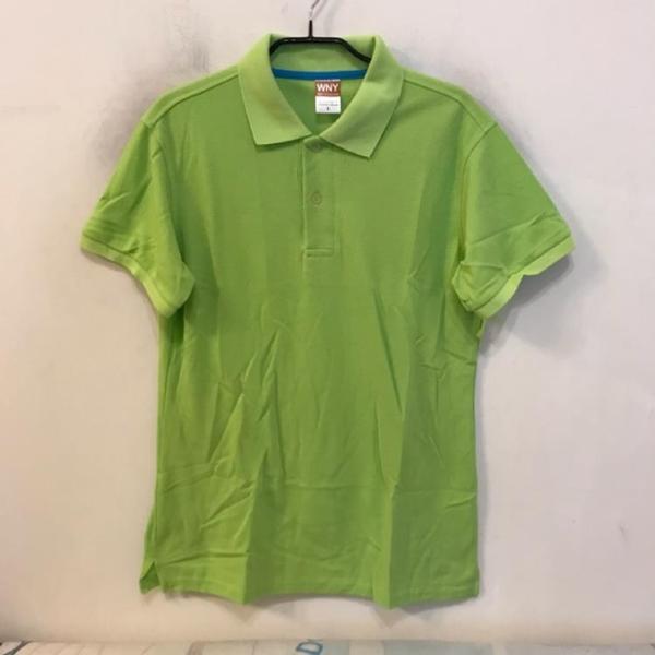 韓版修身休閒POLO衫短袖T恤(L號/222-6311)