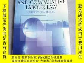 二手書博民逛書店Arturo罕見Bronstein:International and Comparative Labour La