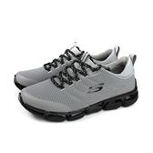 SKECHERS SKECH-AIR 運動鞋 男鞋 灰色 52569GYBK no003