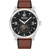 Timberland 天柏嵐 小秒針時尚腕錶(TBL.16087JSS/02)-48mm