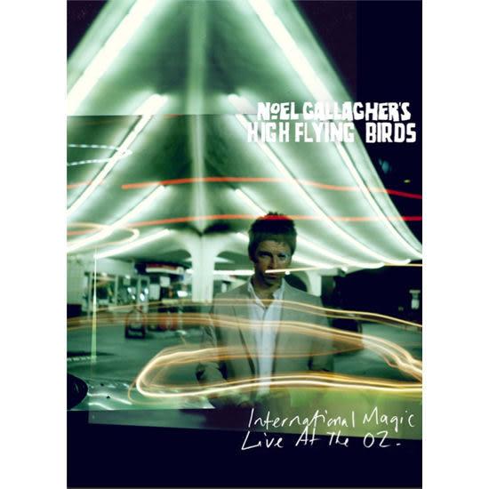 諾爾蓋勒赫 倫敦O2演唱會 雙DVD (音樂影片購)