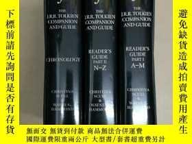 二手書博民逛書店The罕見J. R. R. Tolkien Companion