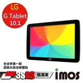 TWMSP★按讚送好禮★iMOS 樂金 LG G Tablet 10.1 (V700) 3SAS 防潑水 防指紋 疏油疏水 螢幕保護貼