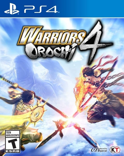PS4 無雙 OROCHI 蛇魔 3(美版代購)