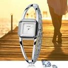 石英錶-簡約氣質風雅手鍊造型女手錶6色7...