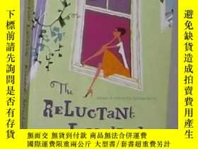 二手書博民逛書店英文原版罕見The Reluctant Landlady by