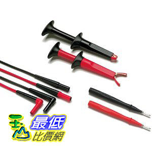 (台灣公司貨) FLUKE 福祿克 TL223電氣測試線套件