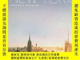 二手書博民逛書店NEW罕見YORK IMAGINE&DISCOPVERY1913