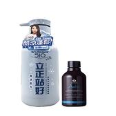 Dr's Formula 立正站好控油洗髮精促銷組(洗髮600g+沐100g)