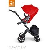 STOKKE Xplory V6 嬰兒手推車座椅(不含車架)-紅色(H5X509705)
