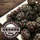 【天時莓果 】 新鮮 冷凍 有機黑莓 4...
